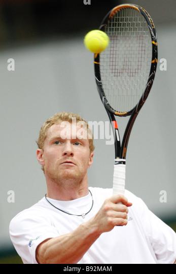 Tennis player Dmitry Tursunov: life in sport