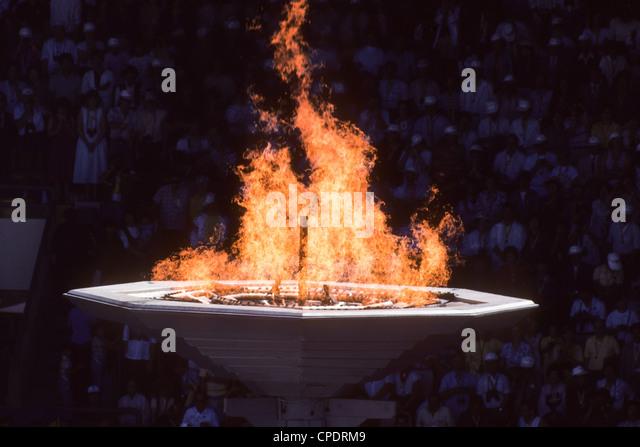 1988 Olympics Korea Stock Photos & 1988 Olympics Korea ...