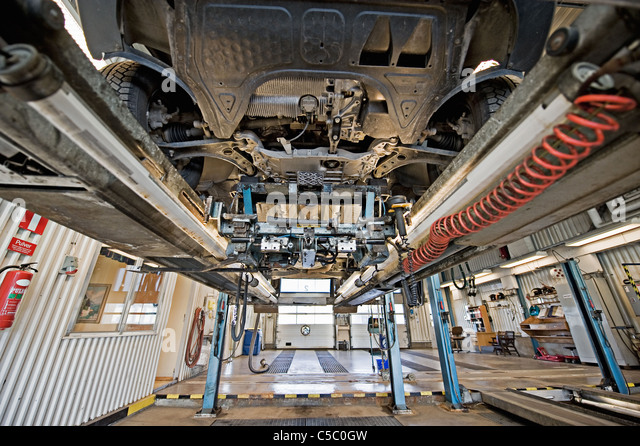 Vehicle Safety Inspection Stock Photos Vehicle Safety