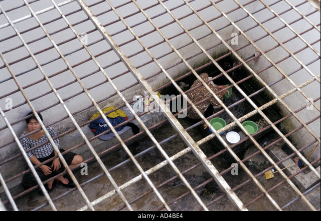Prisoner In China Stock Photos