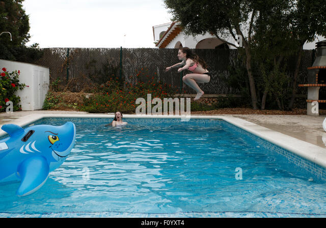 Leap Of Faith Stock Photos Leap Of Faith Stock Images Alamy