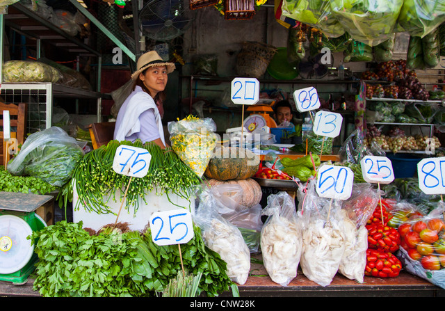 Khlong Toey Market Stock Photos & Khlong Toey Market Stock Images - Alamy