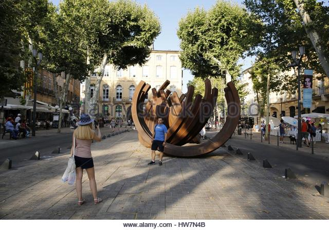 Serra sculpture stock photos serra sculpture stock images alamy - Cours de cuisine bouches du rhone ...