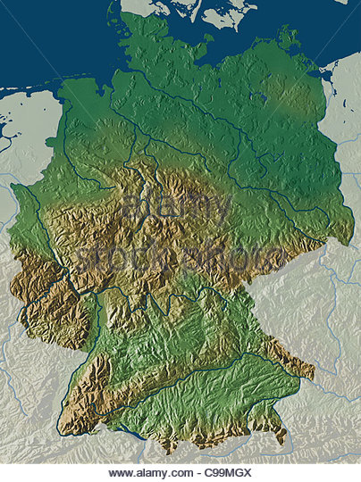 Topographical Map Of Germany.Topographic Map Berlin Germany Related Keywords Suggestions