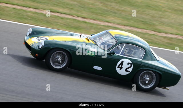 Elegant Attrayant Lotus Elite, Royal Automobile Club Tourist Trophy For Pre 1963 GT  Cars. Silverstone
