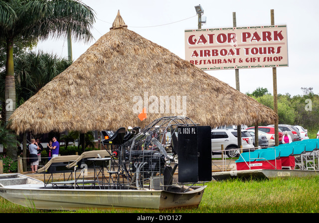 Gator Park Airboat Tours Stock Photos Amp Gator Park Airboat