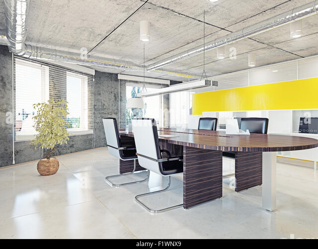 Office lightning stock photos office lightning stock for Modern office interior design concepts