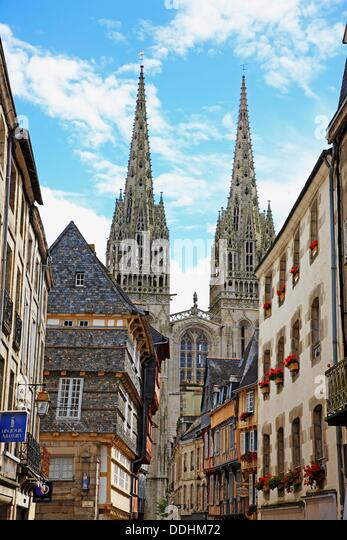 Quimper france stock photos quimper france stock images for Decoration maison quimper