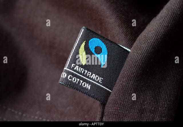 Fairtrade Logo Label Stock Photos Fairtrade Logo Label