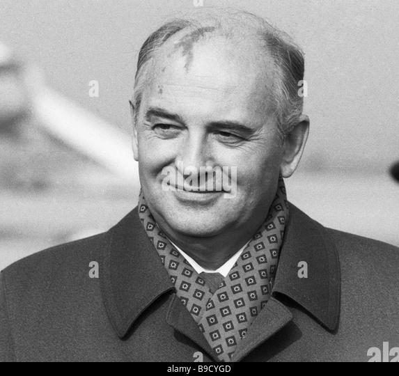 general mikhail gorbachev Mikhail sergeyevich gorbachev (sometimes spelled gorbachov) (born 2 march 1931) is a former soviet politician he was the last leader of the soviet union  he was the general secretary of.