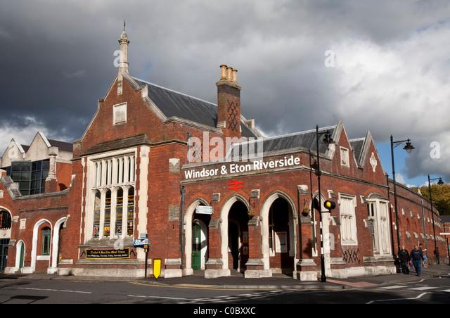 Windsor & Eton Riverside Railway Station (WNR) - Train ...