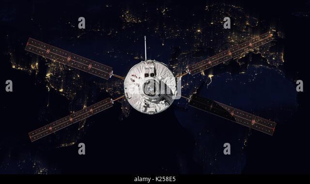 European Space Station Stock Photos & European Space ...