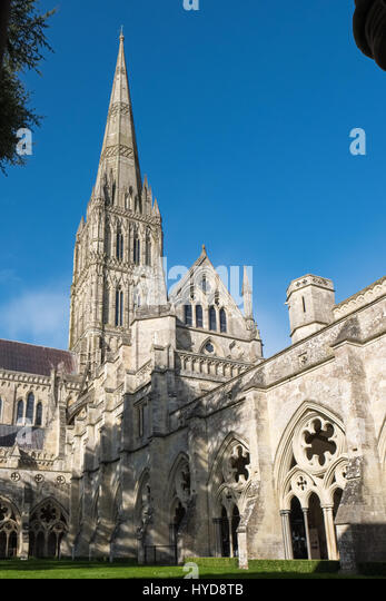 Salisbury Cathedral Stock Photos Salisbury Cathedral Stock Images Alamy