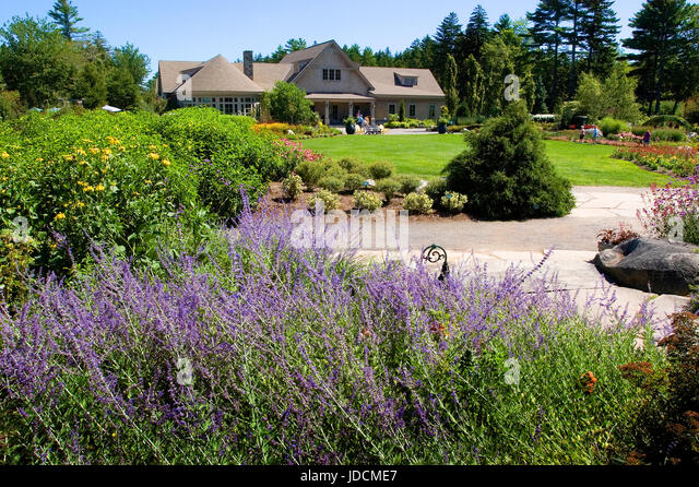 Coastal Maine Botanical Gardens Stock Photos & Coastal Maine ...