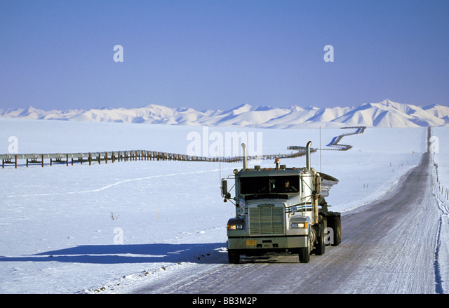 Dalton Highway Stock Photos Dalton Highway Stock Images