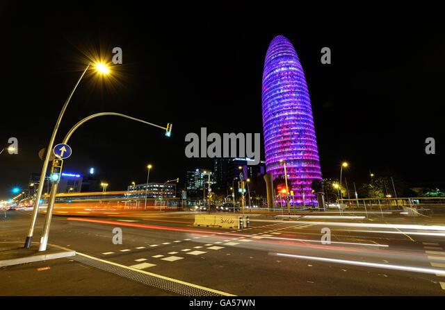 Avinguda stock photos avinguda stock images alamy for Sat roca barcelona