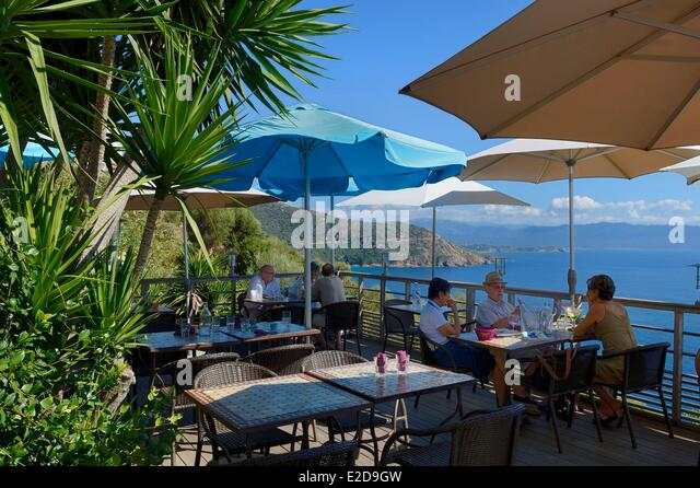 Cargese stock photos cargese stock images alamy - Restaurant corse du sud ...