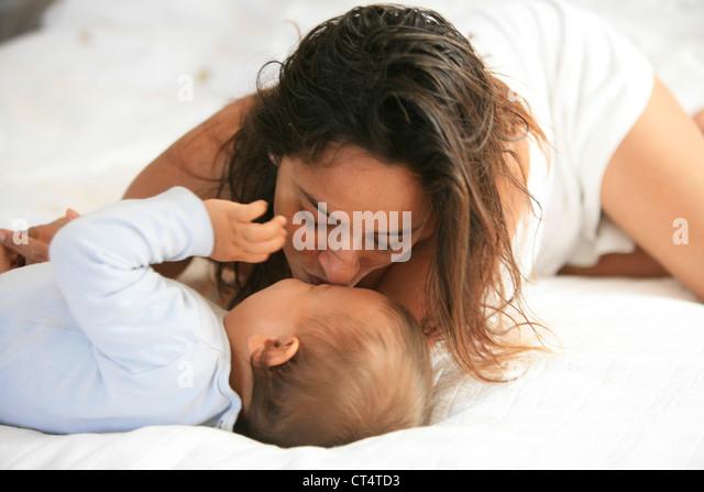 2 babies kissing stock photos  u0026 2 babies kissing stock images
