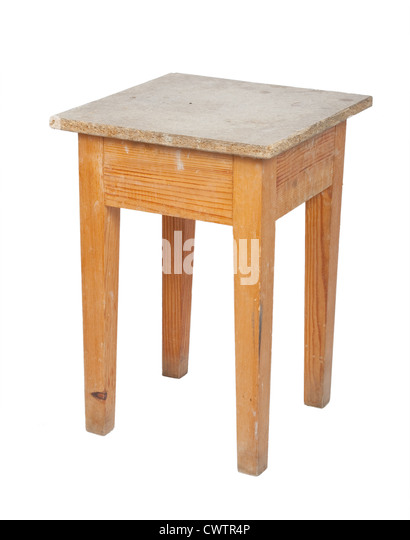 Wooden Stool Old Stock Photos Amp Wooden Stool Old Stock
