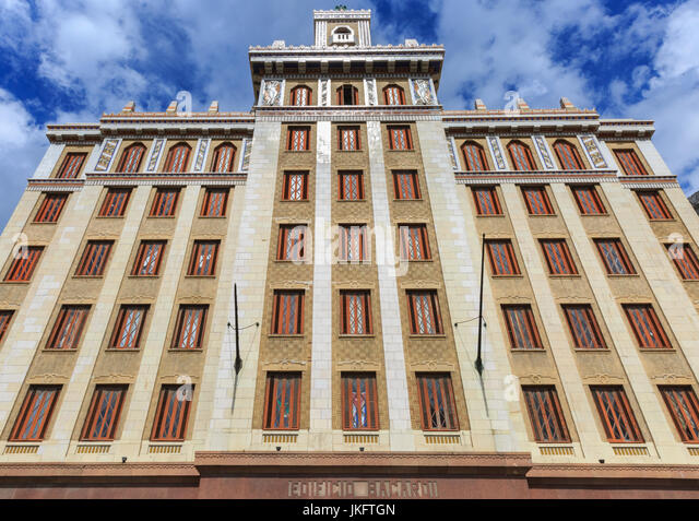 Bacardi building stock photos bacardi building stock for Exterior edificios