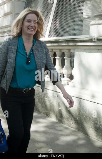 Amber Rudd With Light Glasses