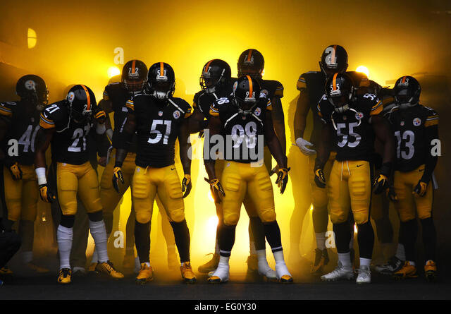 Dec 21st 2014 Steelers Waiting Stock Photos Dec 21st
