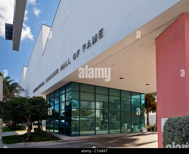 Swimming hall stock photos swimming hall stock images alamy for International swimming hall of fame pool