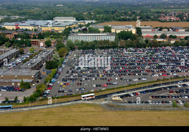 Northwood Road Car Park Heathrow