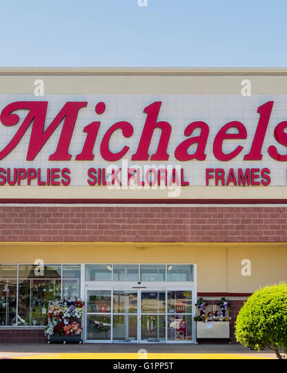Michaels store stock photos michaels store stock images for Michaels arts and craft hours