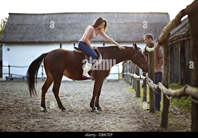 Equestrian Boots Stock Photos & Equestrian Boots Stock Images - Alamy
