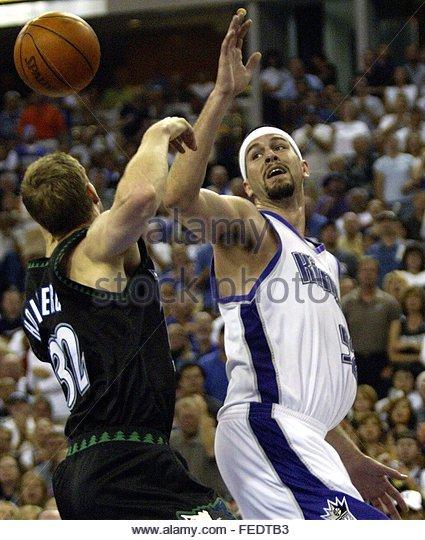 Timberwolves Kings 2004 Stock Photos & Timberwolves Kings 2004 Stock Images - Alamy