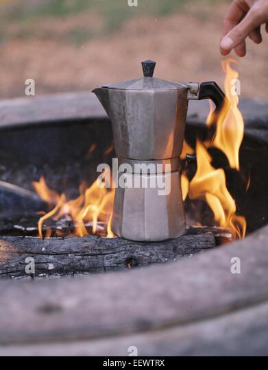 Espresso Fire Stock Photos & Espresso Fire Stock Images - Alamy