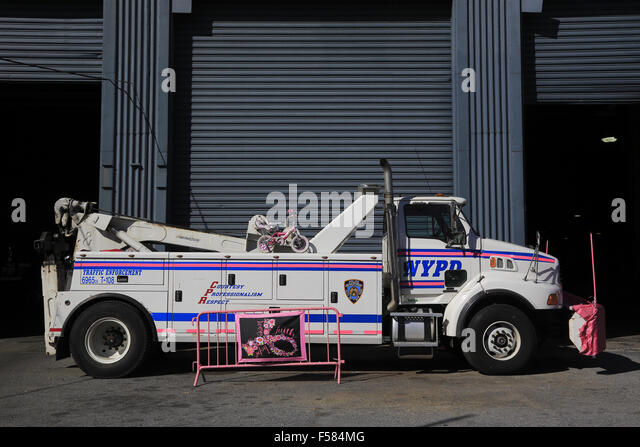 Cost To Tow Car From Nyc Nypd Pound