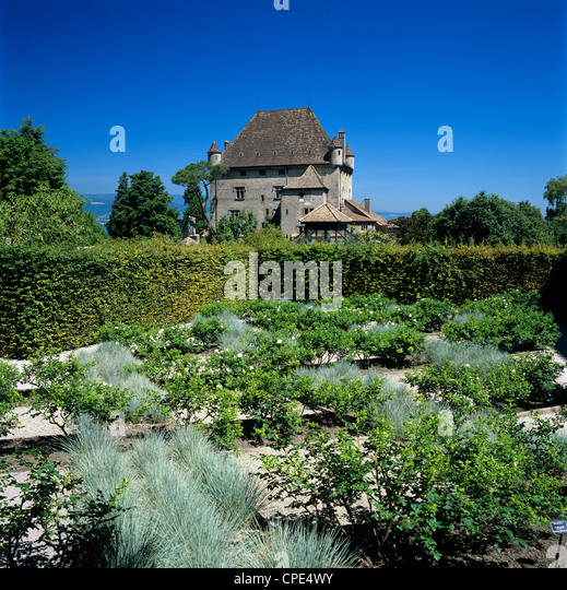 Cinq stock photos cinq stock images alamy for Jardin 5 sens yvoire