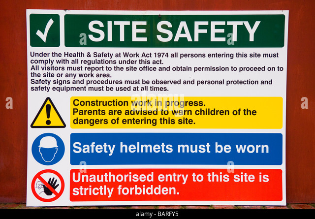 Health And Safety Instructions Stock Photos & Health And Safety ...