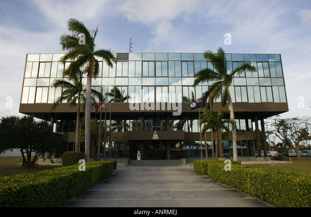 Cayman Islands Government Administration Building Address