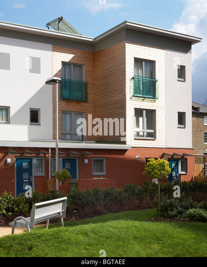 Wandle Housing Association Properties