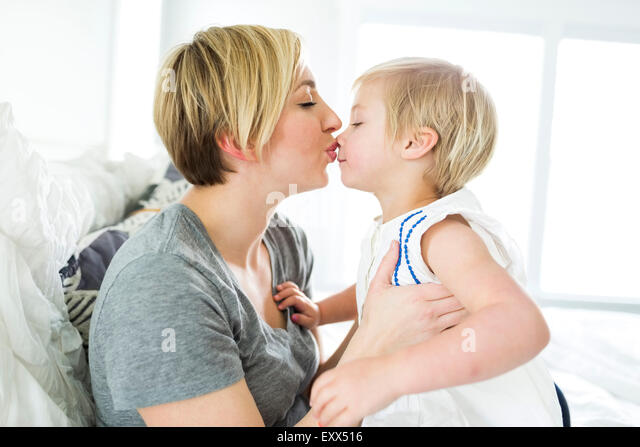 Kisses His Daughter Stock Photos Kisses His Daughter Stock Images Alamy