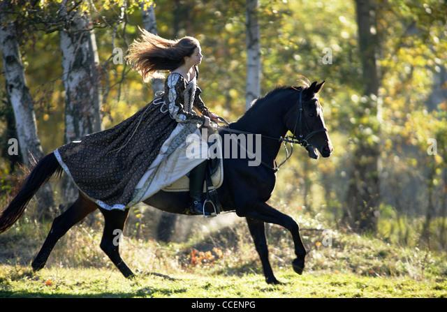 Girls Riding Dresses