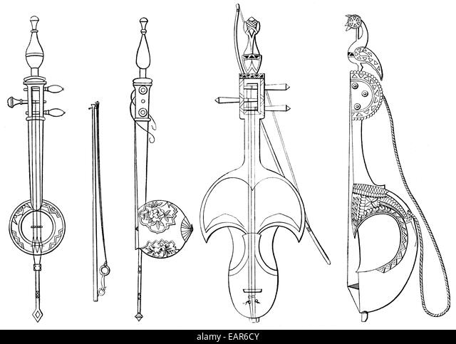 Ancient Stringed Instrument Stock Photos & Ancient Stringed Instrument ...