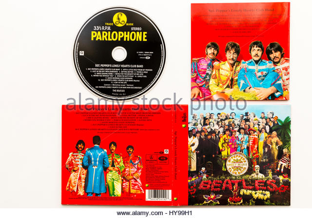 Sgt Peppers Lonely Hearts Club Band Stock Photos Amp Sgt