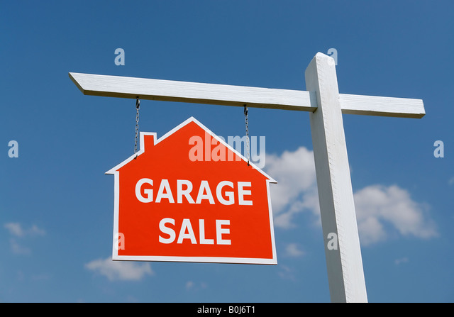 Garage sale ad stock photos garage sale ad stock images for Garage ad biard