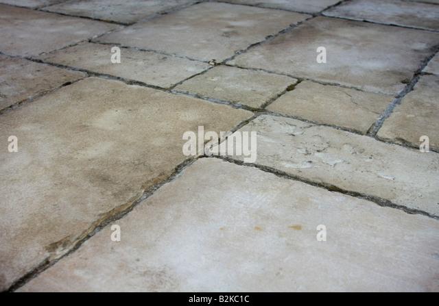 Concrete Paving Slabs   Stock Image