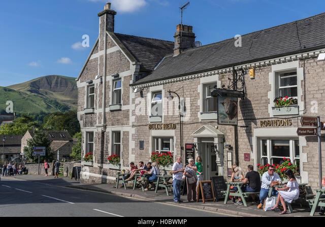 Village Derbyshire Street Stock Photos Amp Village