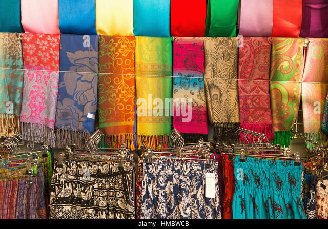 silk scarves stock photos silk scarves stock images alamy