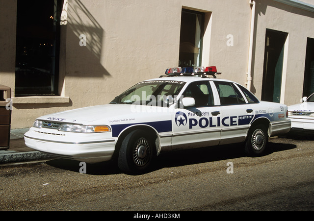 New orleans police car stock photos new orleans police for Police orleans