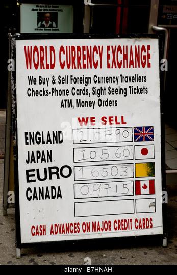 Forex money exchange new york