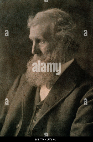 John Muir: A Brief Biography