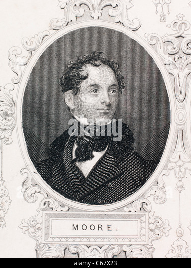 a biography of thomas moore an irish poet and musician The thomas moore page at american literature, featuring a biography and free library of the author's novels, stories, poems, letters, and texts.