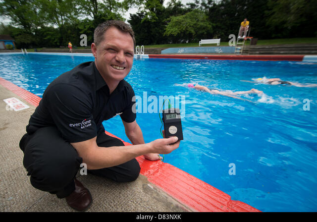 James talbot stock photos james talbot stock images alamy for Jesus green swimming pool cambridge